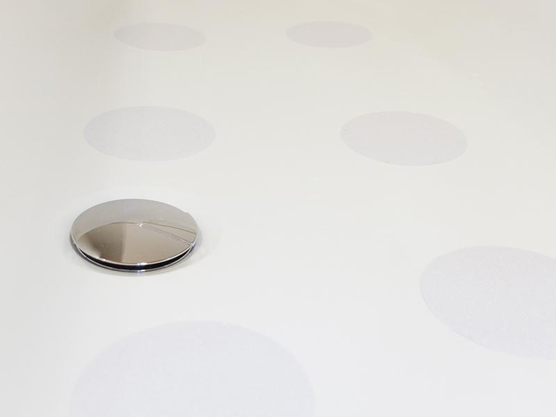 HaftPlus - Anti Rutsch Aufkleber für Dusche und Badewanne. Praktisch ...